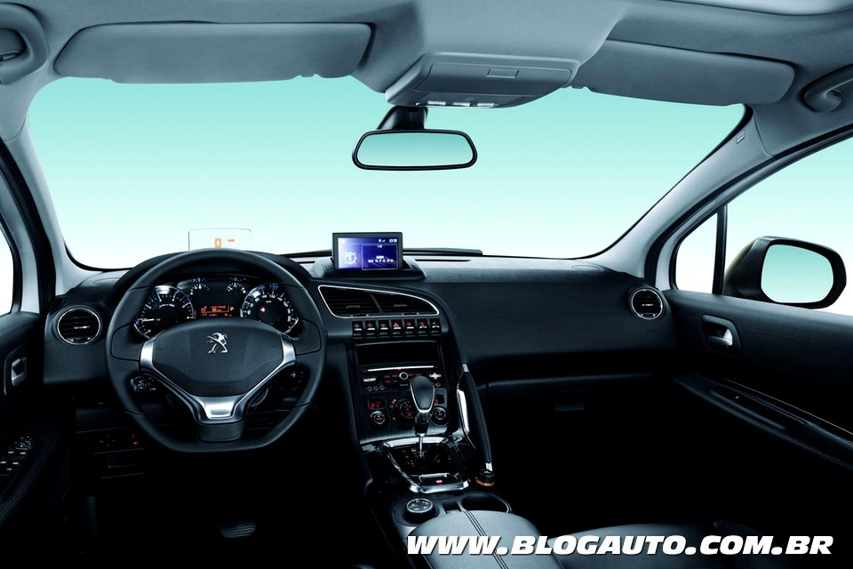 peugeot 3008 exibe novo visual em primeiras imagens blogauto. Black Bedroom Furniture Sets. Home Design Ideas