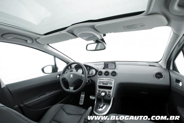 Peugeot 308 THP 2013