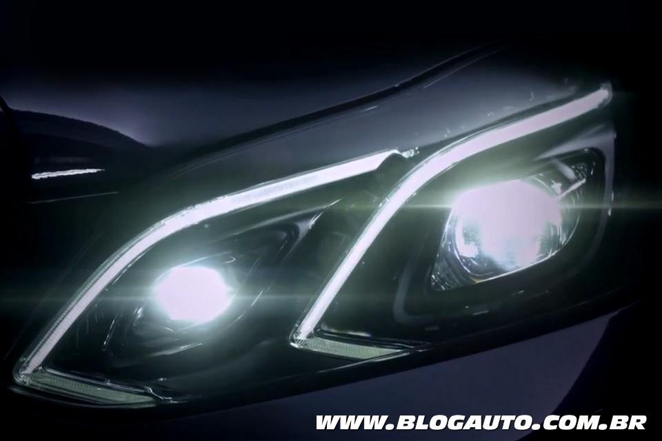 Mercedes-Benz Classe E 2014 aparece em vídeo-teaser