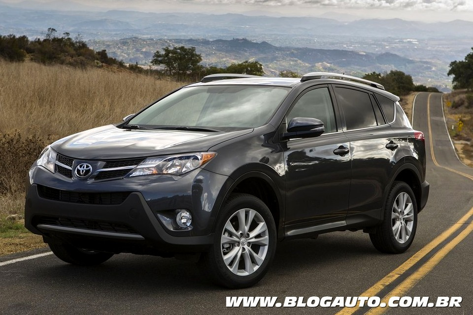 Toyota RAV4 se renova por completo para enfrentar coreanos
