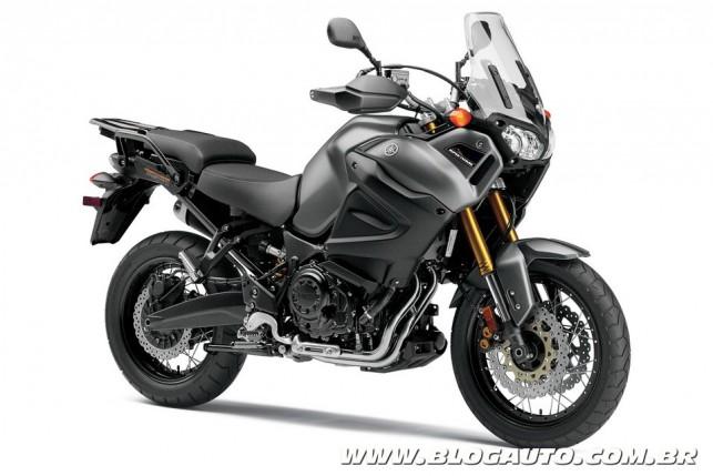 Big Trail até 1200 cc - Yamaha XT 1200Z Super Ténéré