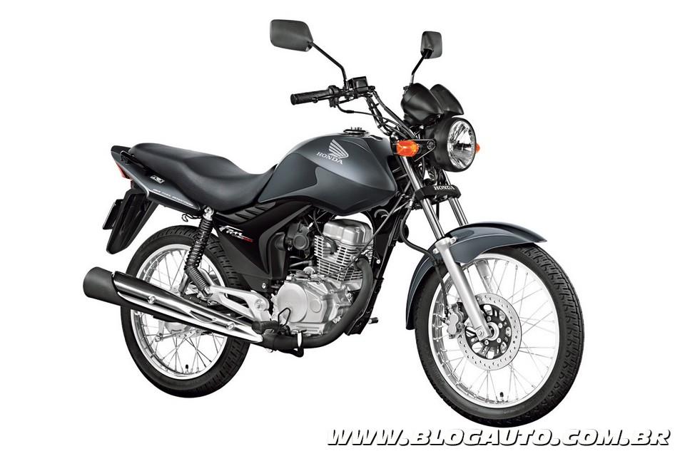 Honda domina o ranking das motos mais vendidas do Brasil