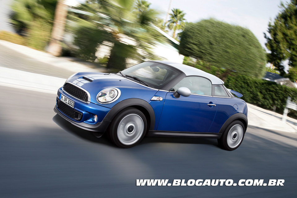 Mini Cooper Coupe S 2012