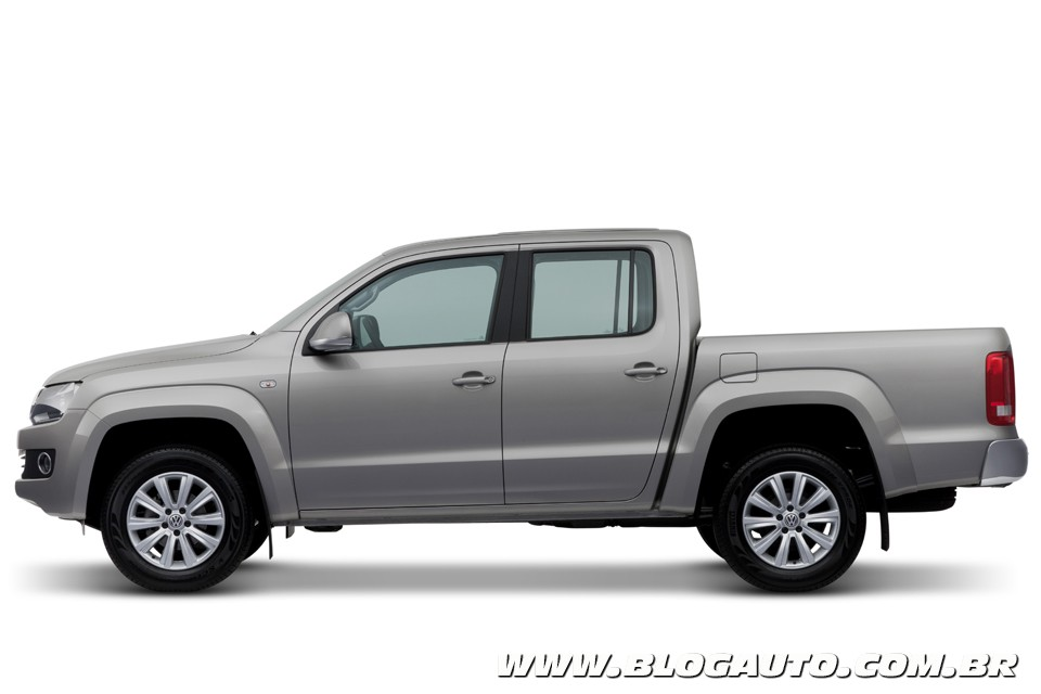 Volkswagen Amarok traz novidades na linha 2013 - Blogauto
