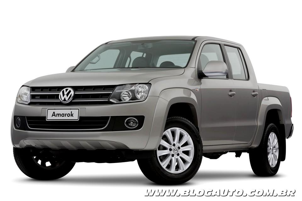 Volkswagen Amarok traz novidades na linha 2013 | Tuning News