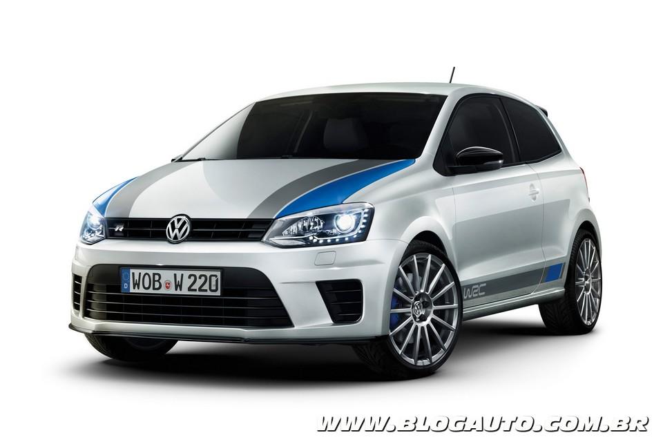 Volkswagen Polo ganha versão esportiva inspirada no rali