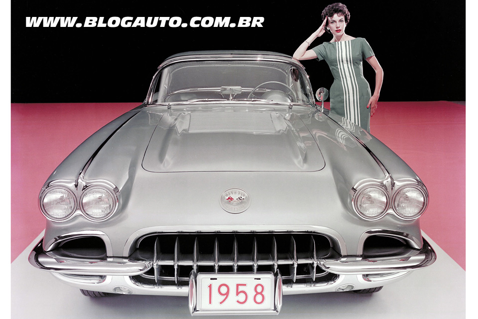 Chevrolet Corvette 1958