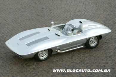 Chevrolet Corvette 1959 Sting-Ray-Racer