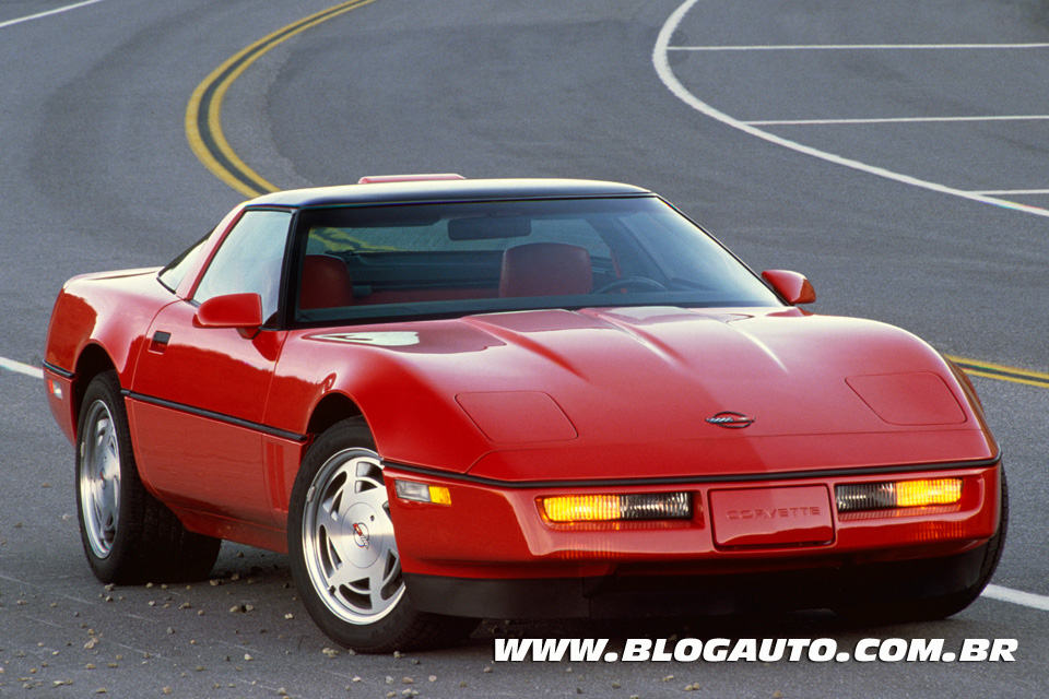 Chevrolet Corvette 1990 ZR1
