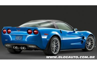 Chevrolet Corvette 2008 ZR1