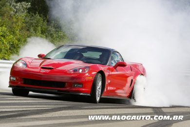 Chevrolet Corvette 2009 ZR1