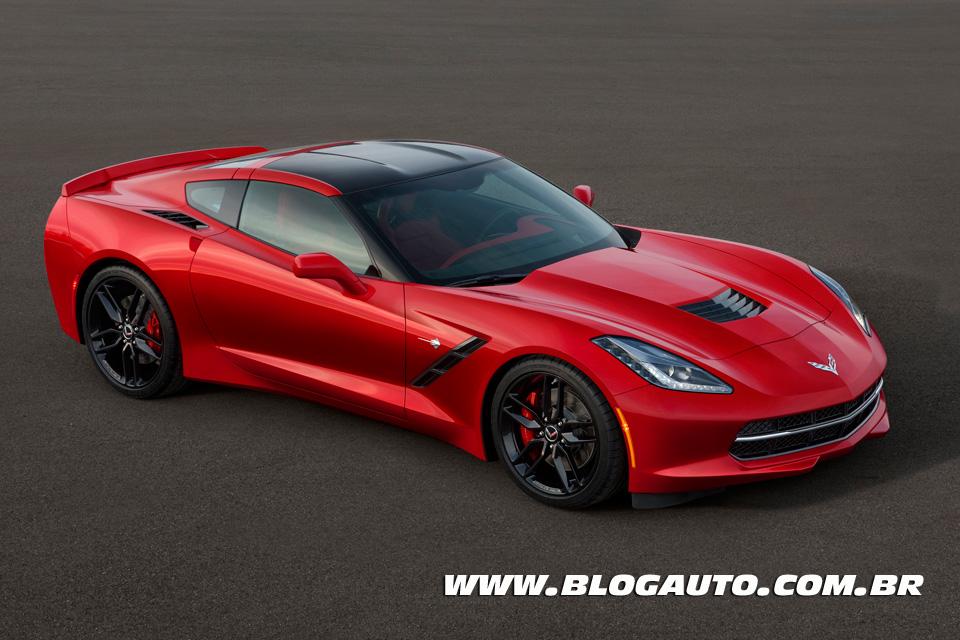 Exclusivo: Chevrolet Corvette está chegando ao Brasil