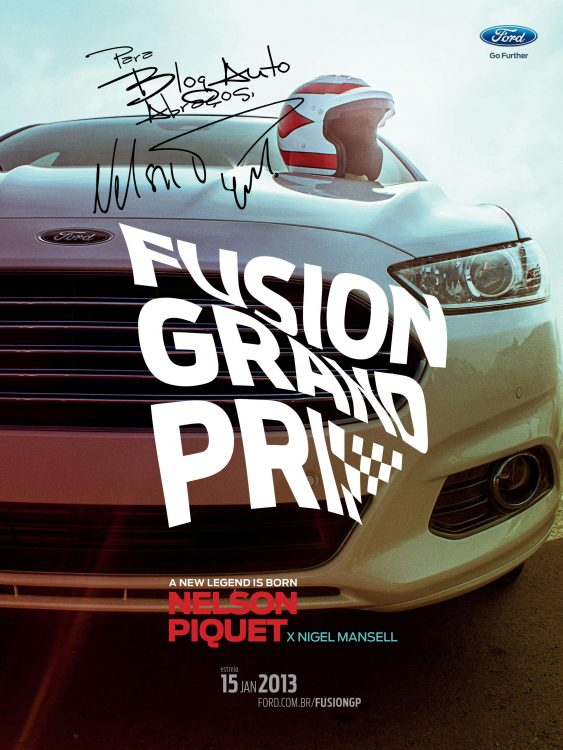Ford Fusion: Piquet x Mansell – parte 4, a corrida!