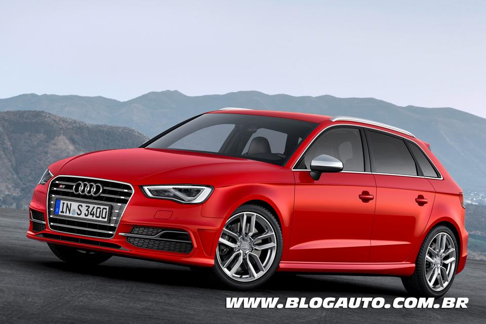 Audi S3 Sportback tentação de mais de 300 cv