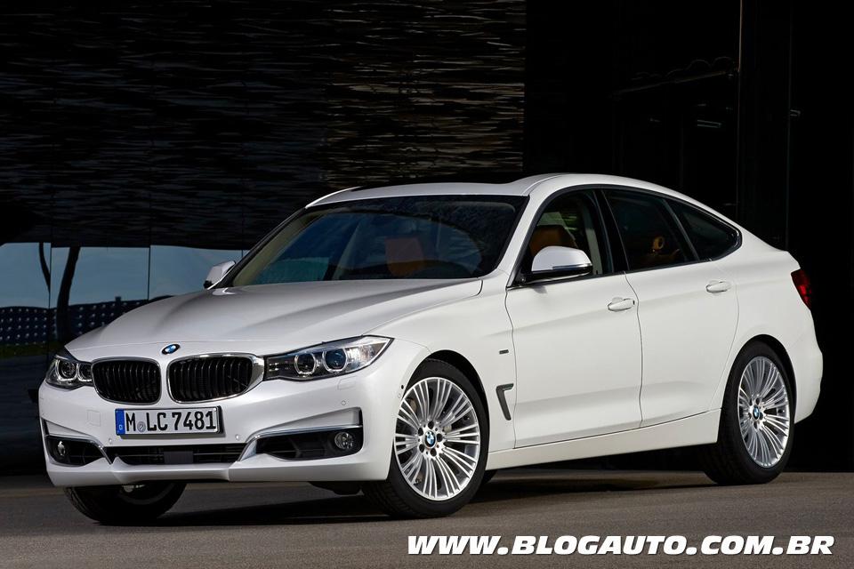 BMW Série 3 ganha versão Gran Turismo