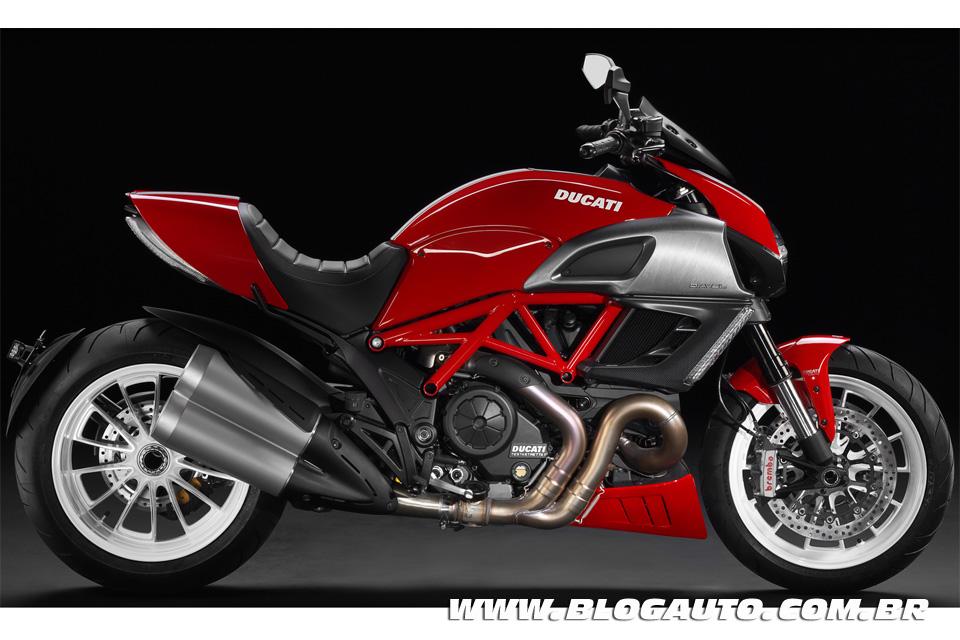 Ducati Diavel tem preço reduzido para R$ 58.900