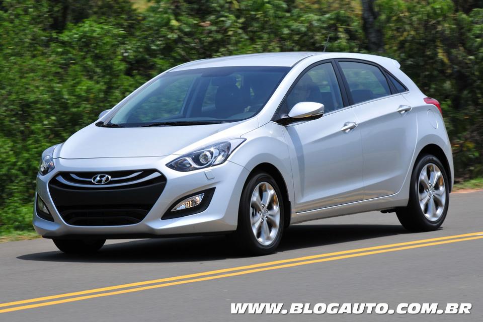 Novo Hyundai i30 2014 já está à venda com preço entre R$ 75 mil e R$ 85 mil