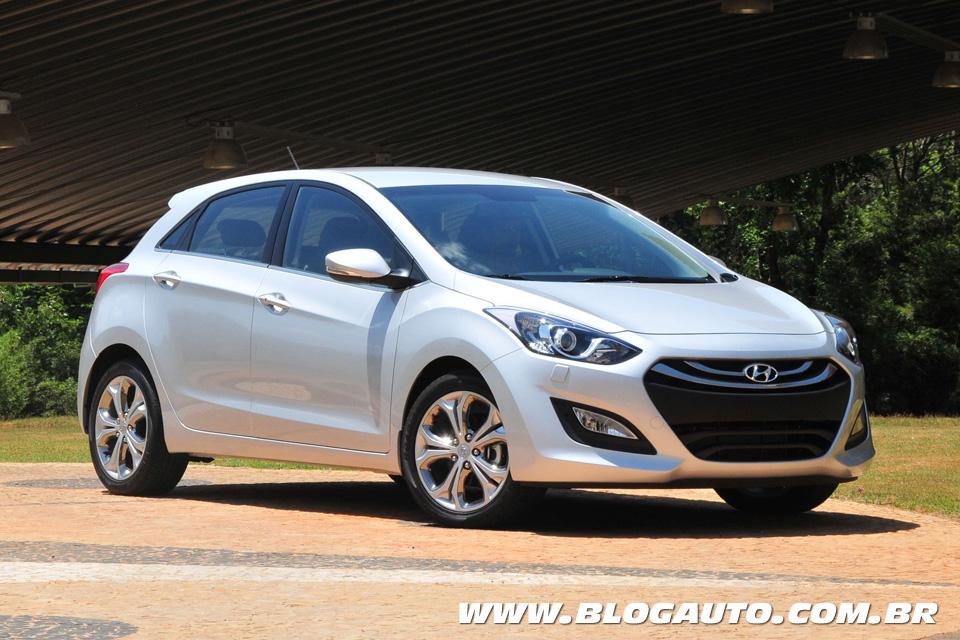 Novo Hyundai i30 1.6 flex