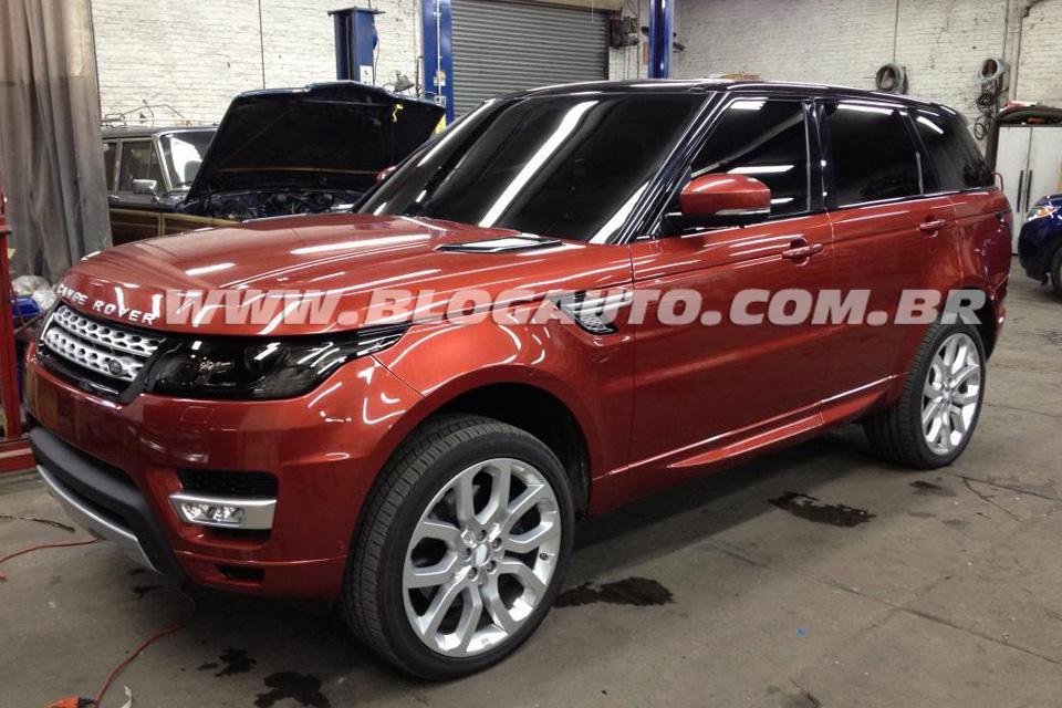 Novo Range Rover Sport é um Evoquezão