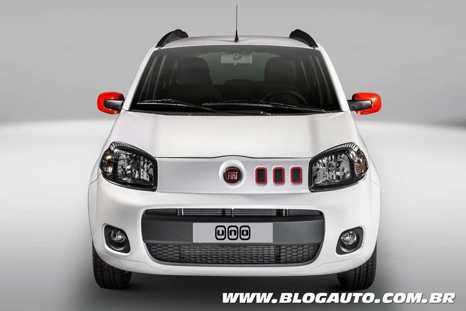 Fiat é a marca mais dependente do Brasil