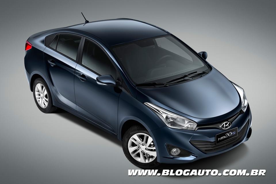 Hyundai HB20S 2014
