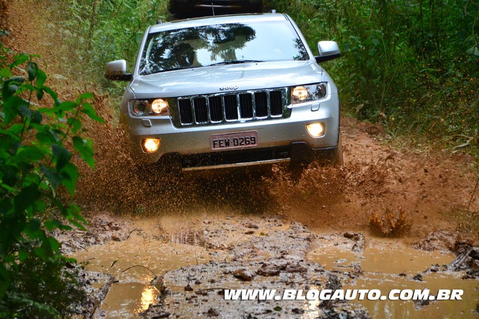 Jeep Grand Cherokee Limited Turbodiesel por R$ 219.900