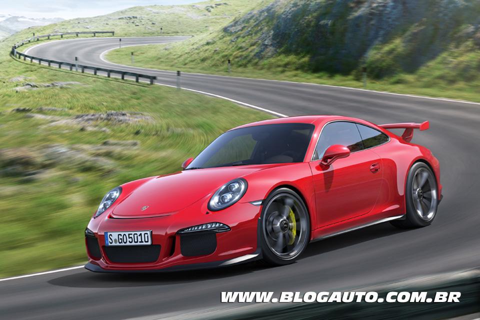 Porsche 911 GT3 o injustiçado de Genebra
