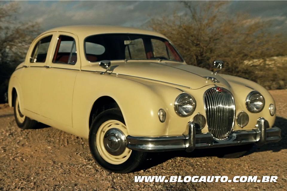 Orgulho de um Jaguar 1957 (vídeo)