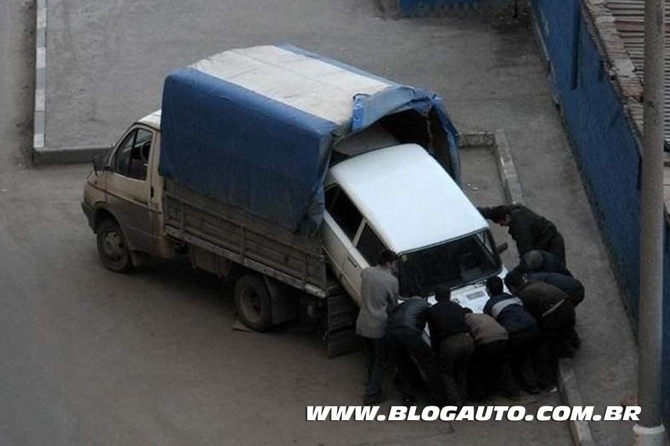 10 carros mais roubados do Brasil em 2012