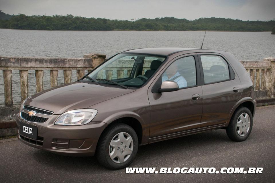 Chevrolet confirma que está desenvolvendo rival para o VW up!