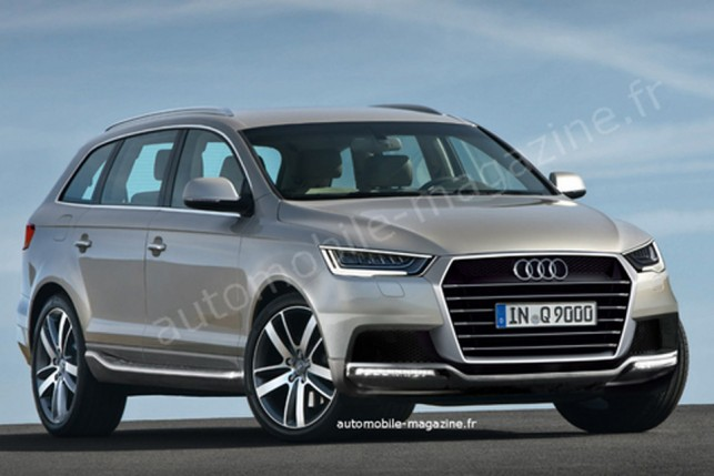 Audi Q8 Pictures to pin on Pinterest