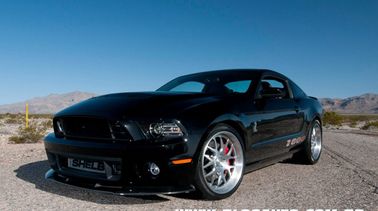 Ford Mustang Shelby 1000 S/C 2013