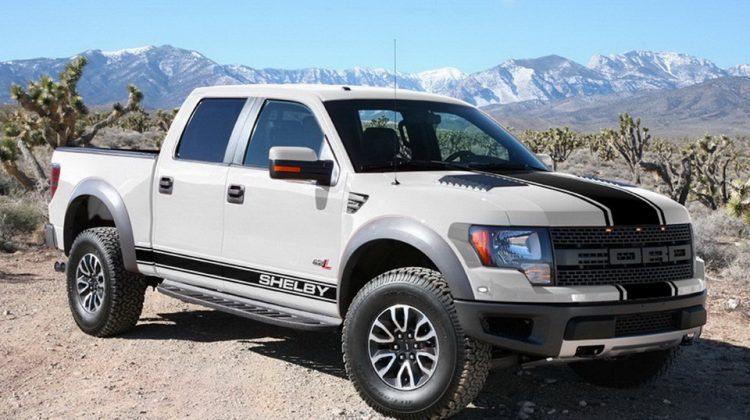Ford SVT Raptor Shelby