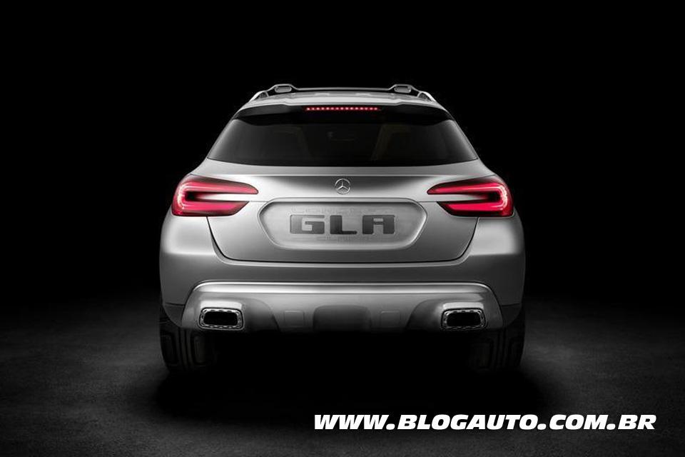Mercedes benz gla modelo poder ser brasileiro blogauto for 2013 mercedes benz gla