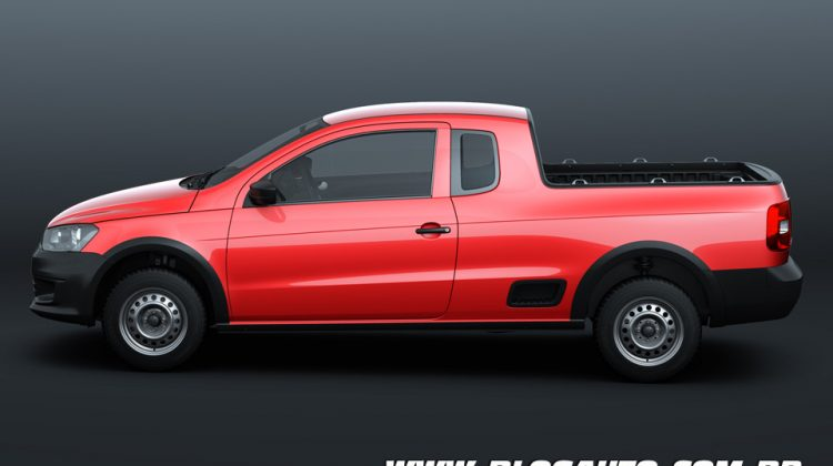 Volkswagen Saveiro Cabine Estendida 2014