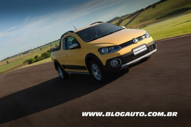 Volkswagen Saveiro Cross 2014