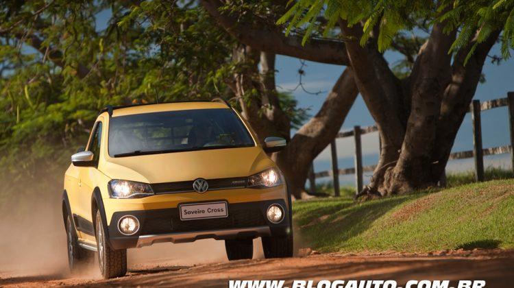 Volkswagen Saveiro Cross 2014
