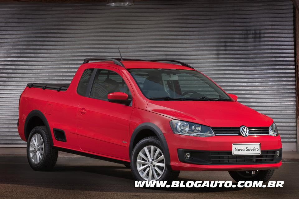 Volkswagen Saveiro 2014 Trend e básica – fotos e vídeos