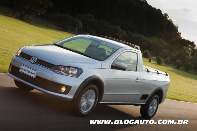 Volkswagen Saveiro 2014 Trend Cabine Simples