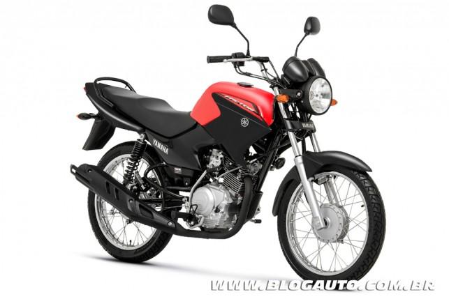Yamaha Factor K1 2014