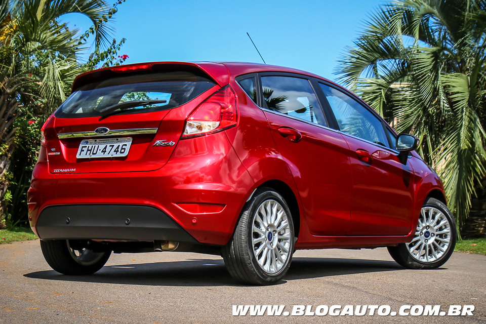 Ford New Fiesta 2014