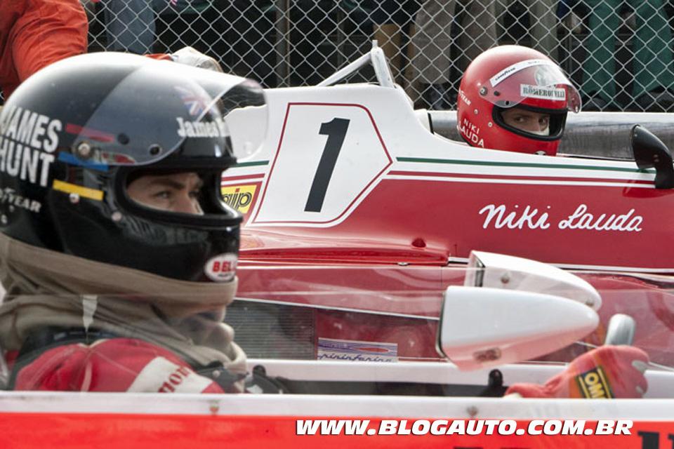Rush, veja o trailer do esperado filme de Fórmula 1