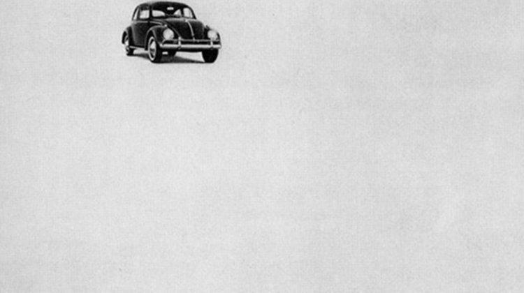 Anúncio Volkswagen 2013