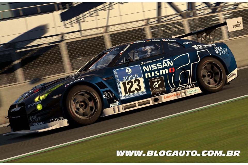 Gran Turismo 6 saiu a lista dos 1.197 carros