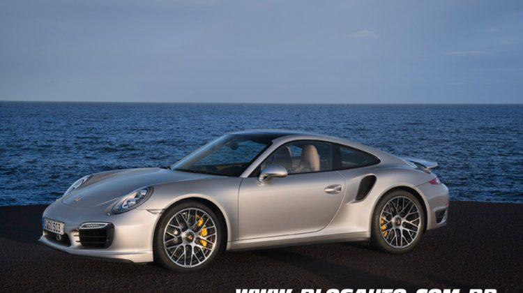 Porsche 911 Turbo 2014