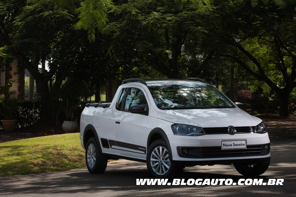 Volkswagen Saveiro Trooper 2014