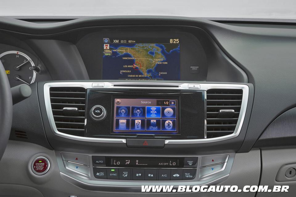 Honda Accord 2013 Ganha Nova Gera 231 227 O E Pre 231 O Salgado A