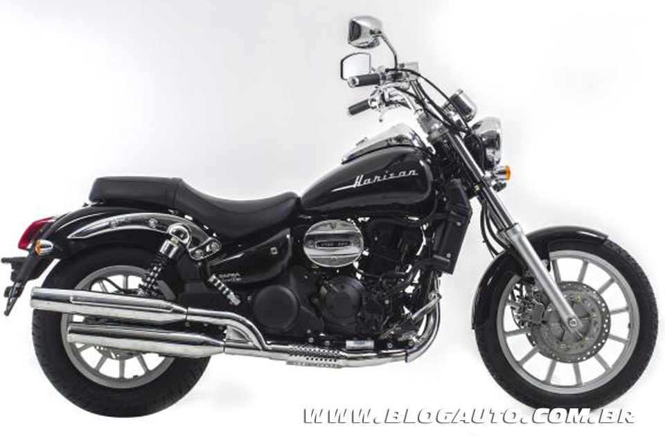 Dafra Horizon 250 2014 por R$ 13.690 - BlogAuto