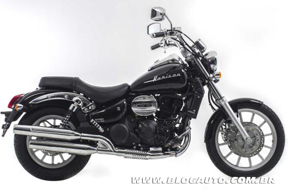 Dafra Horizon 250 2014 por R$ 13.690