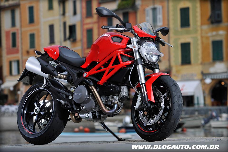 Ducati Monster 796, agora nacional, chega de R$ 37.900